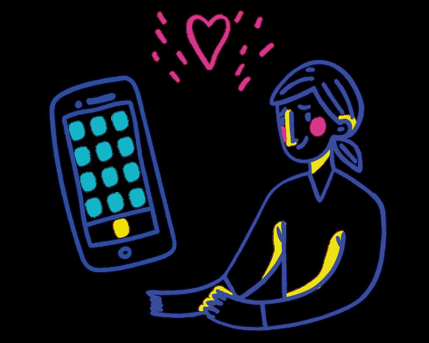 Ищем тексты о мобильной разработке