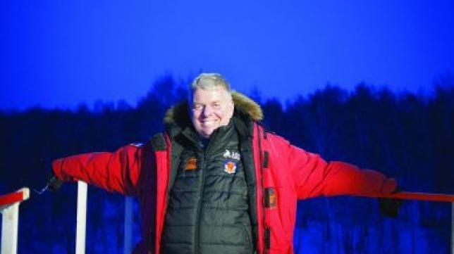 Александр Кравцов, ГК «Руян» («Экспедиция»): «У меня вся спина в дырках от выстрелов тех, кому я доверял»