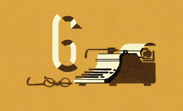 6 упражнений для креативных писателей