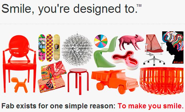 Fab.com: быстрорастущий e-commerce и уникальные продукты