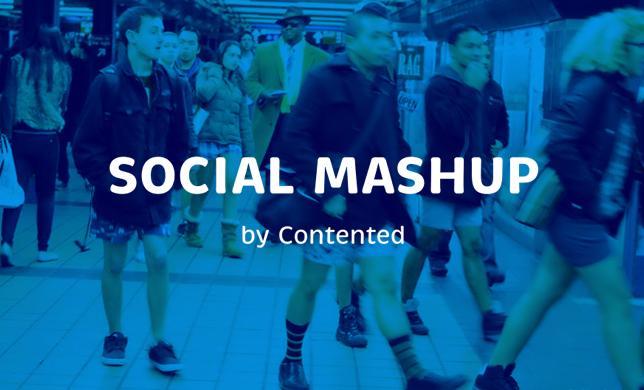 Социальный мэшап: новости из мира соцмедиа
