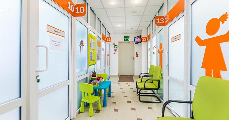 Унас нарайоне: как сеть медицинских клиник нашла клиентов вгеосервисах