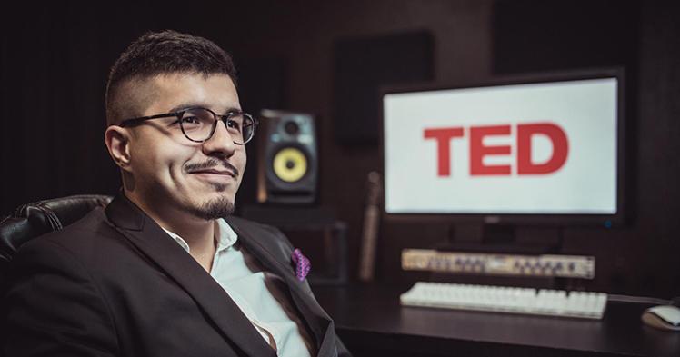 Как выступить наTEDx: отидеи досцены