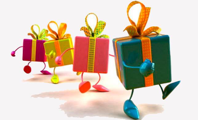 Интернет магазин подарков москва