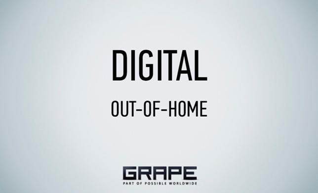 Digital Out-Of-Home. Подходы и кейсы