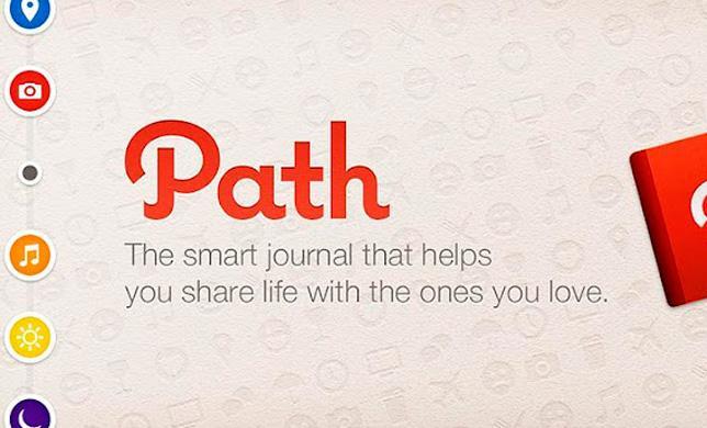 Социальная сеть, в которую хочется возвращаться: Path