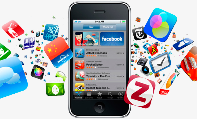 Категории мобильных приложений и частота их использования
