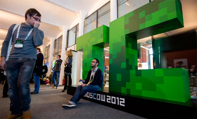 Война и мир: презентации на TechCrunch Moscow 2012