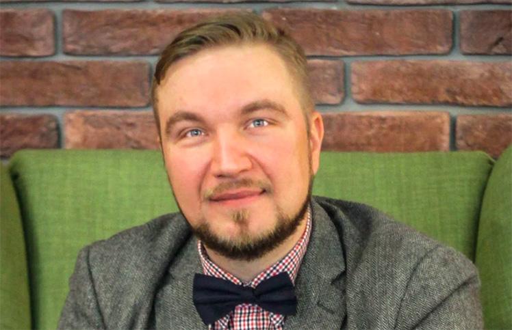 Александр Еремин, управляющий школы танцев «9 залов»