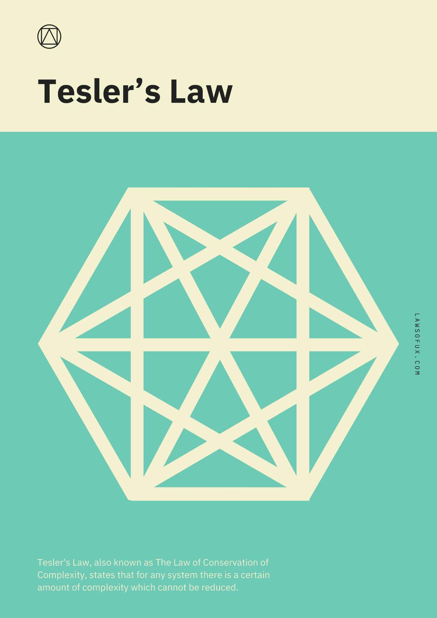 Закон Теслера