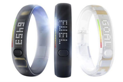 Nike FuelBand SE New colors new tools same concept