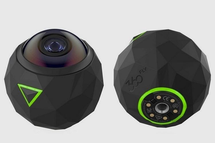 Камеры с углом обзора 360°