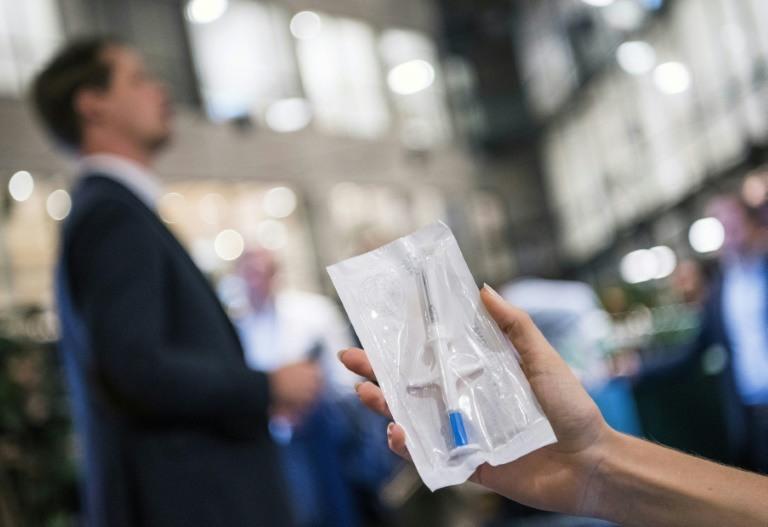 Шприц для имплантации NFC-чипа