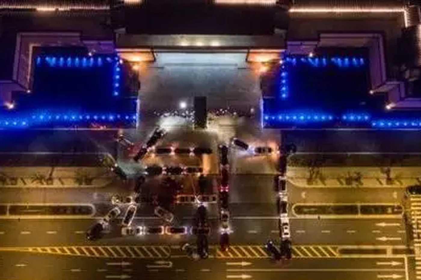 Протест против блокировки китайского приложения Neihan Duanzi