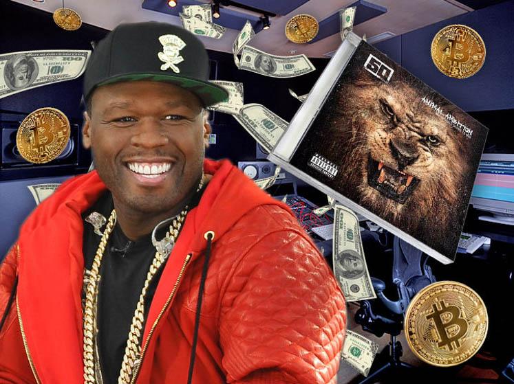 50 Cent оказался биткоиновым миллионером
