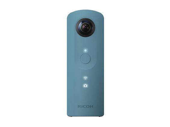 Камеры для видео 360° с двумя линзами