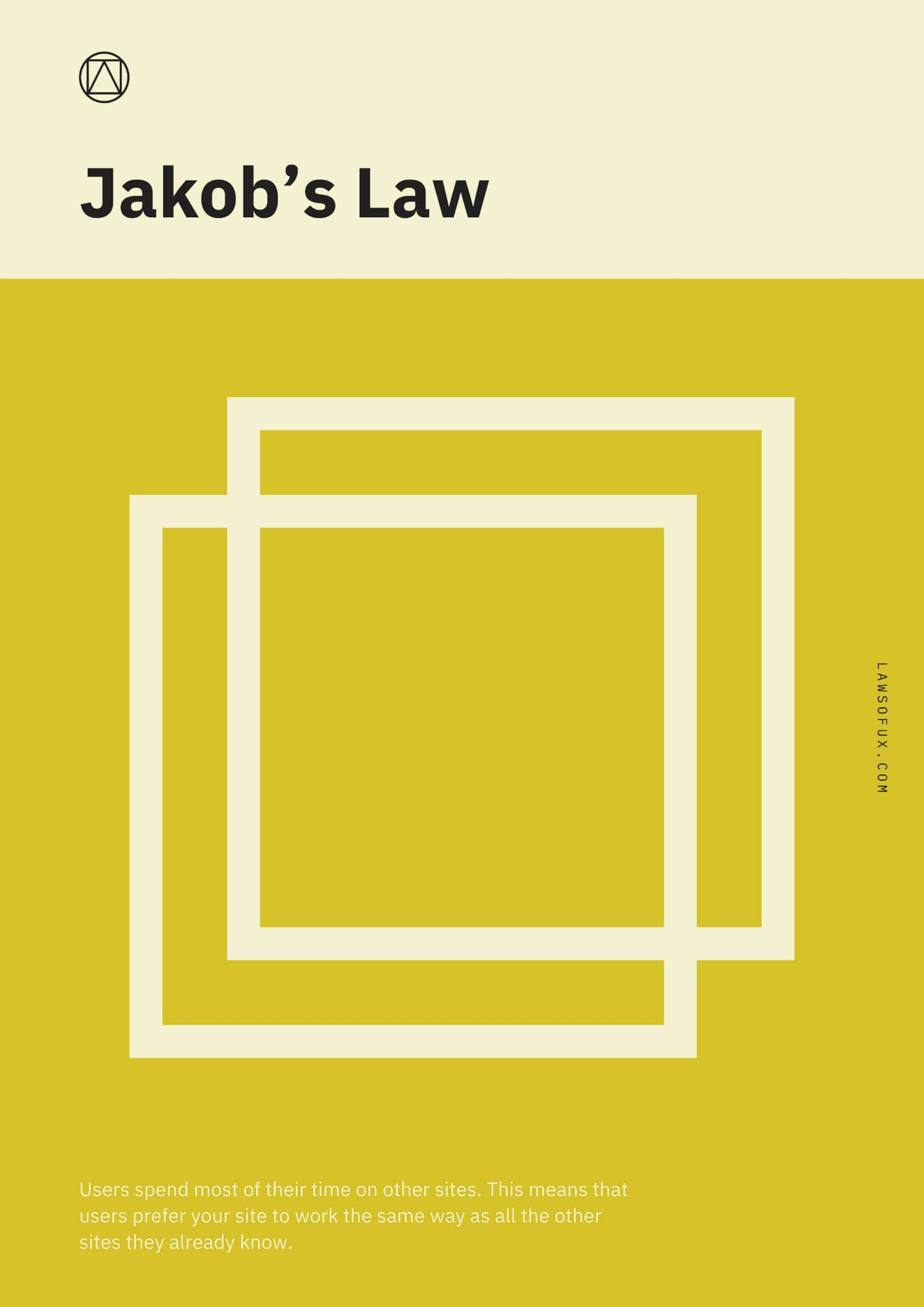 Закон Якоба