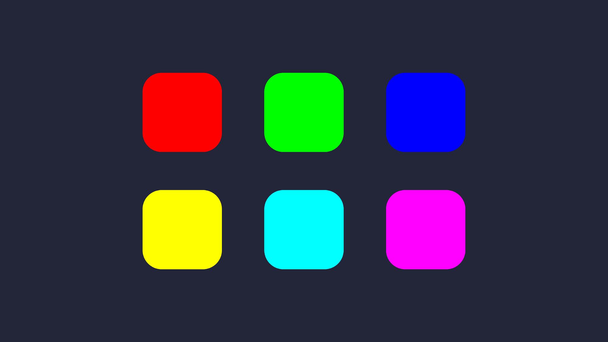 Гид по сленгу дизайнеров: что такое чистые цвета