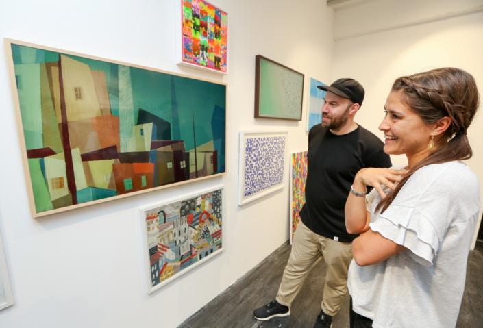 Виртуальное знакомство с искусством