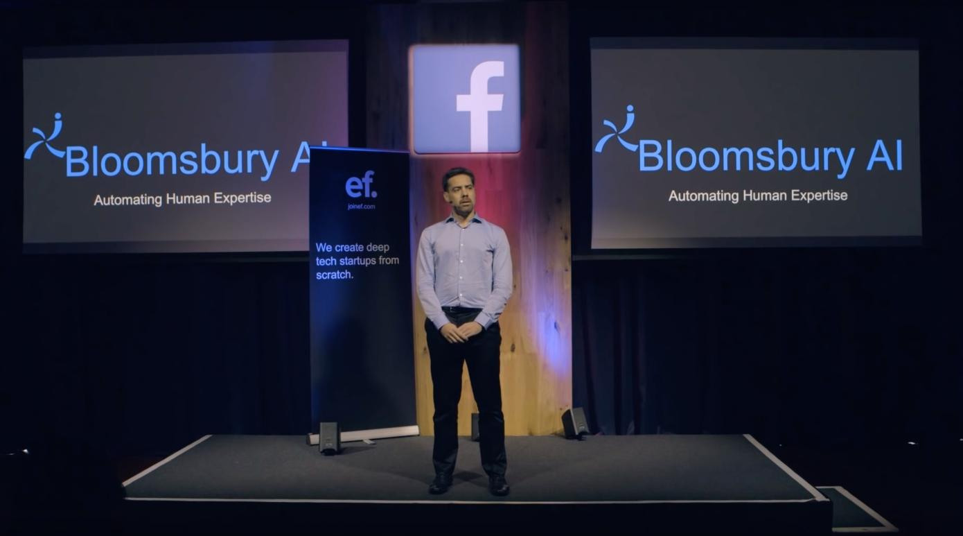 Bloomsbury AI