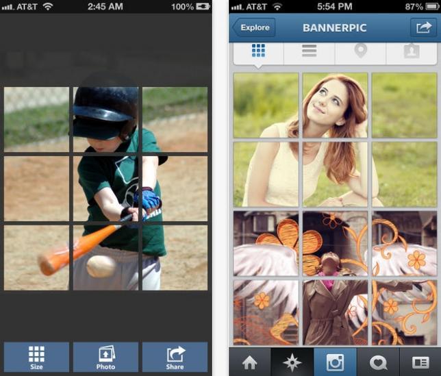 приложение для инста из фото делает картинку как
